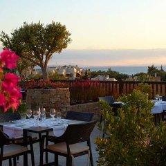 Отель Anthemus Sea Beach Hotel & Spa Греция, Ситония - 2 отзыва об отеле, цены и фото номеров - забронировать отель Anthemus Sea Beach Hotel & Spa онлайн питание фото 3