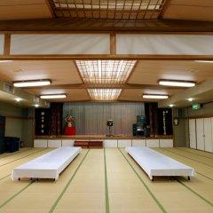 Отель Aso Uchinomaki Onsen Kintoki Минамиогуни сауна