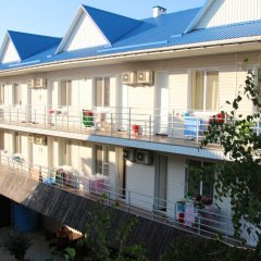 Гостиница Астон вид на фасад фото 4