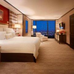 Отель Encore at Wynn Las Vegas 5* Люкс Encore Tower Parlor с различными типами кроватей