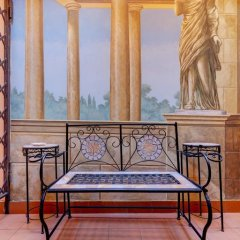 Hotel Amalfi 3* Стандартный семейный номер с различными типами кроватей фото 12