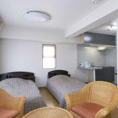 Отель Weekly Inn Minami Fukuoka Фукуока комната для гостей фото 9