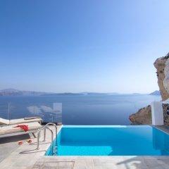 Отель Santorini Secret Suites & Spa 5* Люкс Infinity с различными типами кроватей фото 10