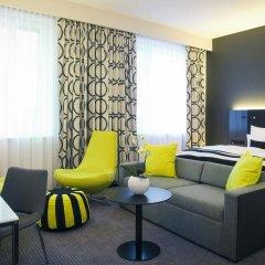 Отель Vienna House Andel´s Berlin 4* Номер Делюкс фото 3