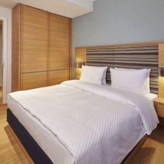 Отель Hyatt House Dusseldorf Andreas Quarter Люкс с различными типами кроватей