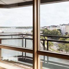 Отель Hilton Helsinki Strand балкон