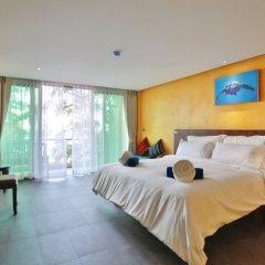 Отель Coriacea Boutique Resort 4* Люкс с различными типами кроватей