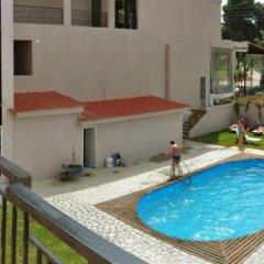 Отель Golden Beach Греция, Ситония - отзывы, цены и фото номеров - забронировать отель Golden Beach онлайн бассейн фото 3