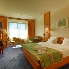 Гостиница Атриум Палас 5* Апартаменты разные типы кроватей фото 2