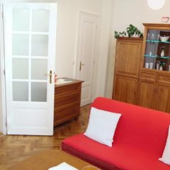 Отель Royal Route Aparthouse Прага в номере