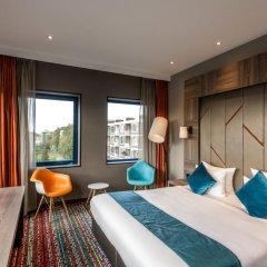 Отель XO Hotels Couture Amsterdam 4* Номер Комфорт с различными типами кроватей
