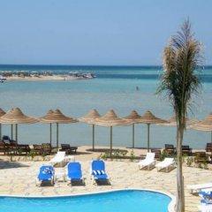 Magic Beach Hotel Hurghada пляж