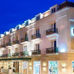 Отель U Sapa Hotel Вьетнам, Шапа - отзывы, цены и фото номеров - забронировать отель U Sapa Hotel онлайн вид на фасад фото 2