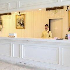 Отель Ambassador City Jomtien Pattaya (Ocean Wing) На Чом Тхиан интерьер отеля