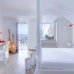 Отель Santorini Secret Suites & Spa 5* Люкс Infinity с различными типами кроватей