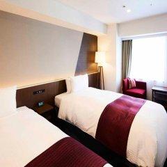 Hotel Intergate Tokyo Kyobashi 3* Улучшенный номер с различными типами кроватей