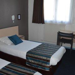 Hotel The Originals Beauvais City (ex Inter-Hotel) 3* Номер Комфорт с 2 отдельными кроватями фото 4