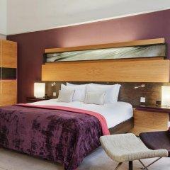 Отель Hilton Edinburgh Grosvenor 4* Номер Делюкс с различными типами кроватей фото 3