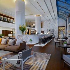 Отель Athens Marriott Афины гостиничный бар
