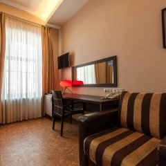 Гостиница Невский Форум комната для гостей фото 13