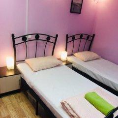 Moscow Hostel Travel Inn Номер категории Эконом с различными типами кроватей