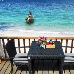 Отель Koh Tao Beach Club пляж фото 2