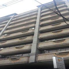 Отель Paragon Tower Hotel Филиппины, Манила - отзывы, цены и фото номеров - забронировать отель Paragon Tower Hotel онлайн вид на фасад фото 2