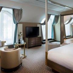 Отель Hilton Vienna Plaza Вена комната для гостей фото 5
