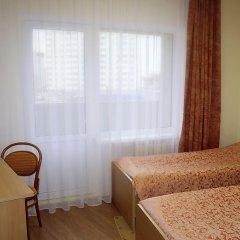 Гостиница Вояж Минск комната для гостей фото 7