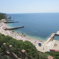 Мини-отель Арт Бухта Севастополь пляж