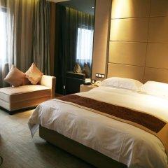 Отель Ramada Xian Bell Tower Hotel Китай, Сиань - отзывы, цены и фото номеров - забронировать отель Ramada Xian Bell Tower Hotel онлайн комната для гостей фото 7