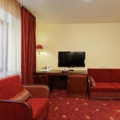 Клуб Отель Корона 4* Номер Комфорт с различными типами кроватей фото 2