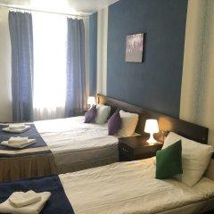 Concert Hotel 3* Улучшенный семейный номер с двуспальной кроватью фото 2