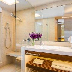 Отель Pan Pacific Singapore 5* Номер Делюкс с различными типами кроватей фото 4