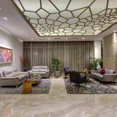Grandeur Hotel Дубай интерьер отеля фото 6