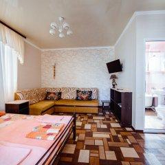Гостиница «Агат» комната для гостей фото 7
