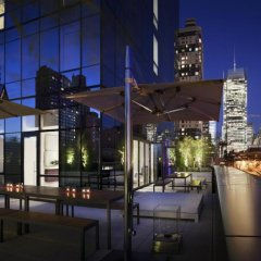Отель Yotel New York at Times Square 3* Апартаменты с различными типами кроватей