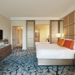 Отель Atlantis The Palm 5* Номер Imperial club с двуспальной кроватью фото 2