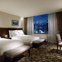 Lotte City Hotel Myeongdong 4* Номер Делюкс с различными типами кроватей фото 3