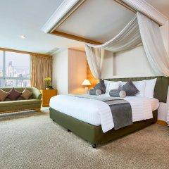 Отель Baiyoke Sky 4* Президентский люкс