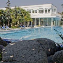 Отель Metropole Италия, Абано-Терме - отзывы, цены и фото номеров - забронировать отель Metropole онлайн бассейн фото 8