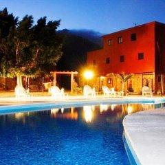 Отель El Rincón de Fataga бассейн фото 2