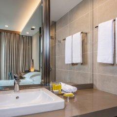 Отель Sheraton Grand Tbilisi Metechi Palace ванная
