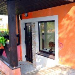 Гостевой дом Auksine Avis вид на фасад фото 3