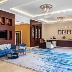 Отель Doubletree By Hilton Ras Al Khaimah интерьер отеля