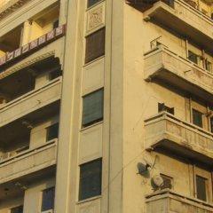 Ramsis Hotel Alexandria вид на фасад фото 2