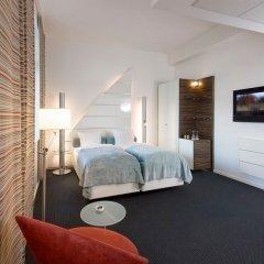Отель Copenhagen Island 4* Стандартный номер с 2 отдельными кроватями