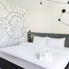 Пента отель 4* Стандартный номер Penta с различными типами кроватей фото 4