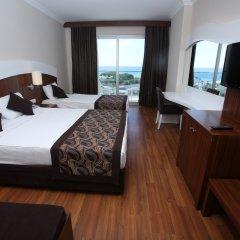 Отель Throne Beach Resort & SPA Титреенгёль комната для гостей фото 2