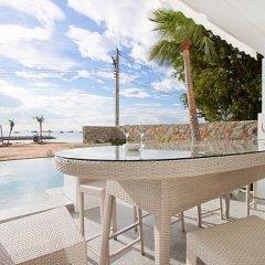 Отель Luxury 5 star beach villa 8 beds бассейн фото 2